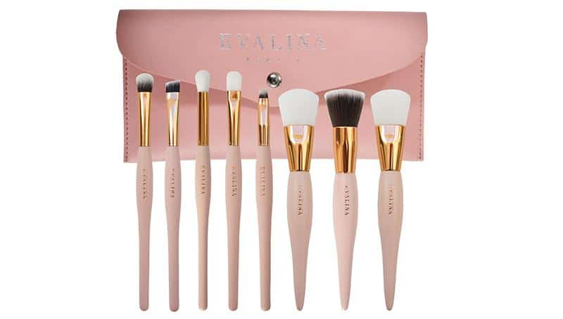 evalina brush set