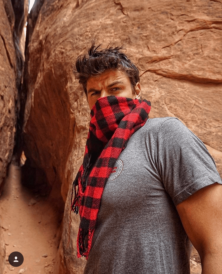 Hiking Scarf