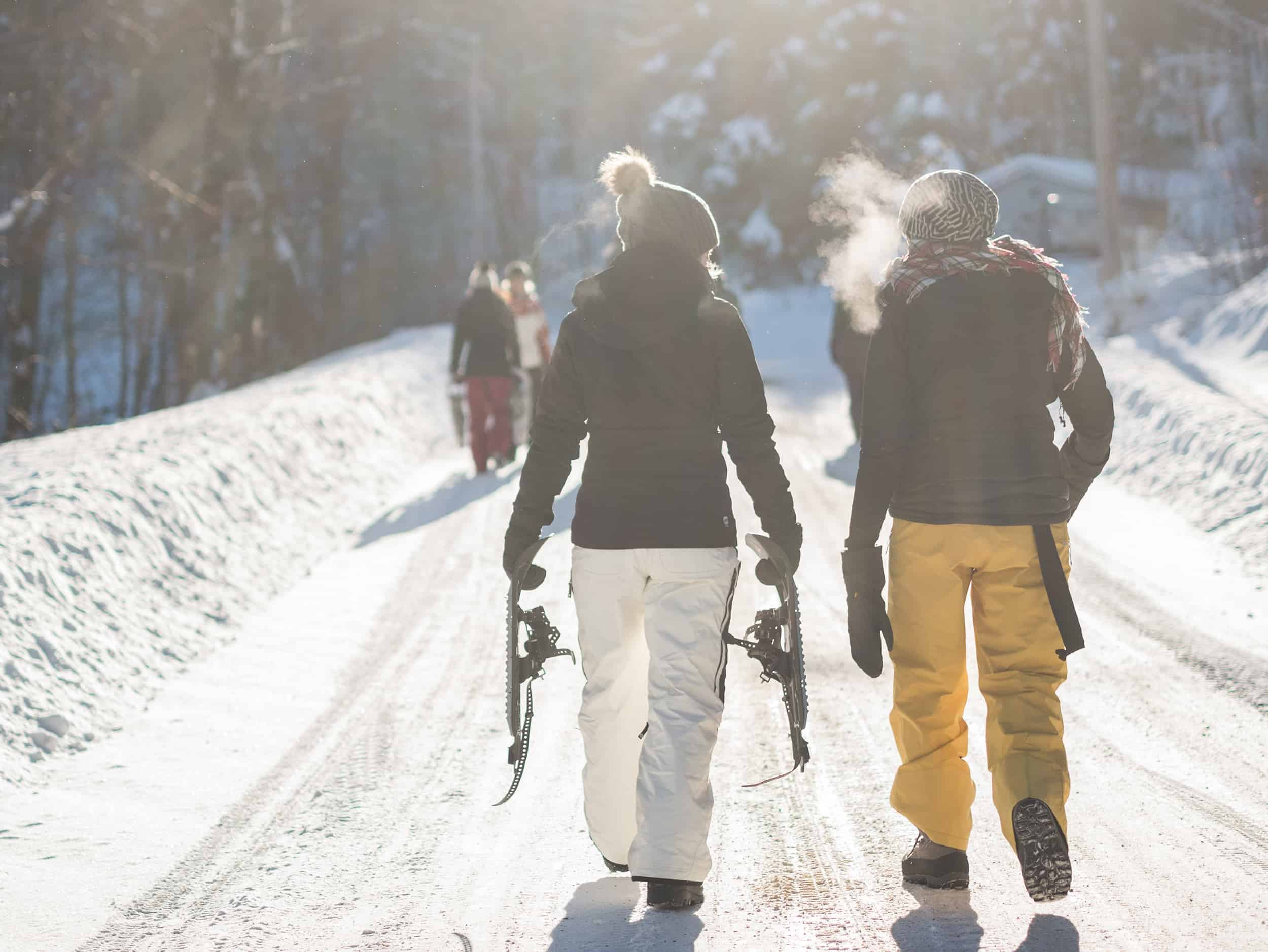 10 of the Best Snowshoe Trails near Calgary, AB