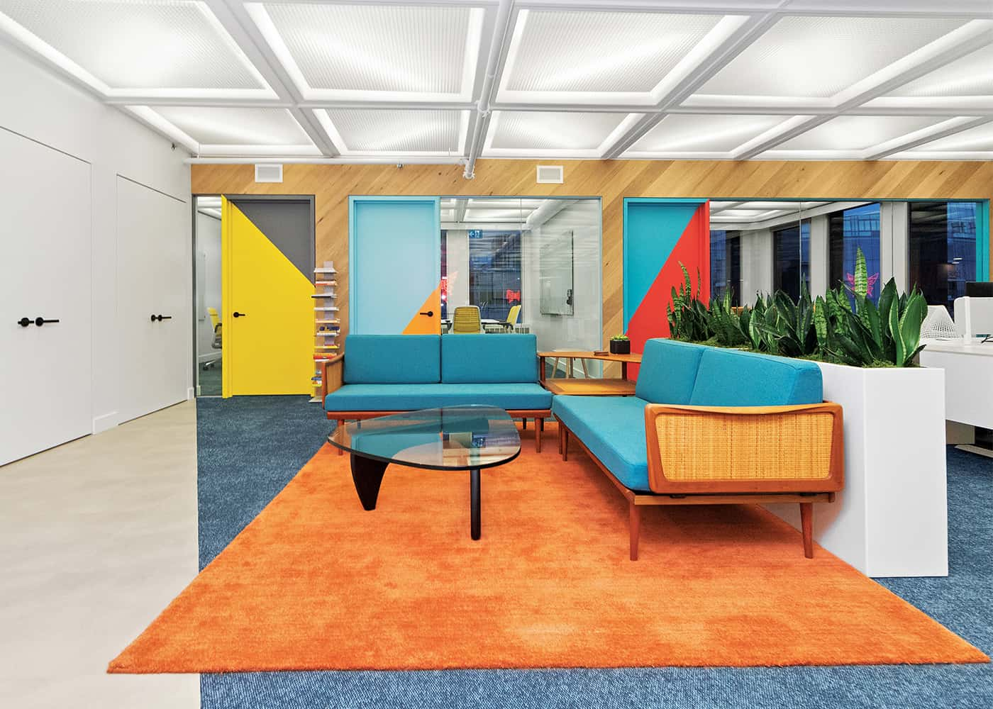 Office Space: Mad men rule at Vancouver's Modern Craft agency