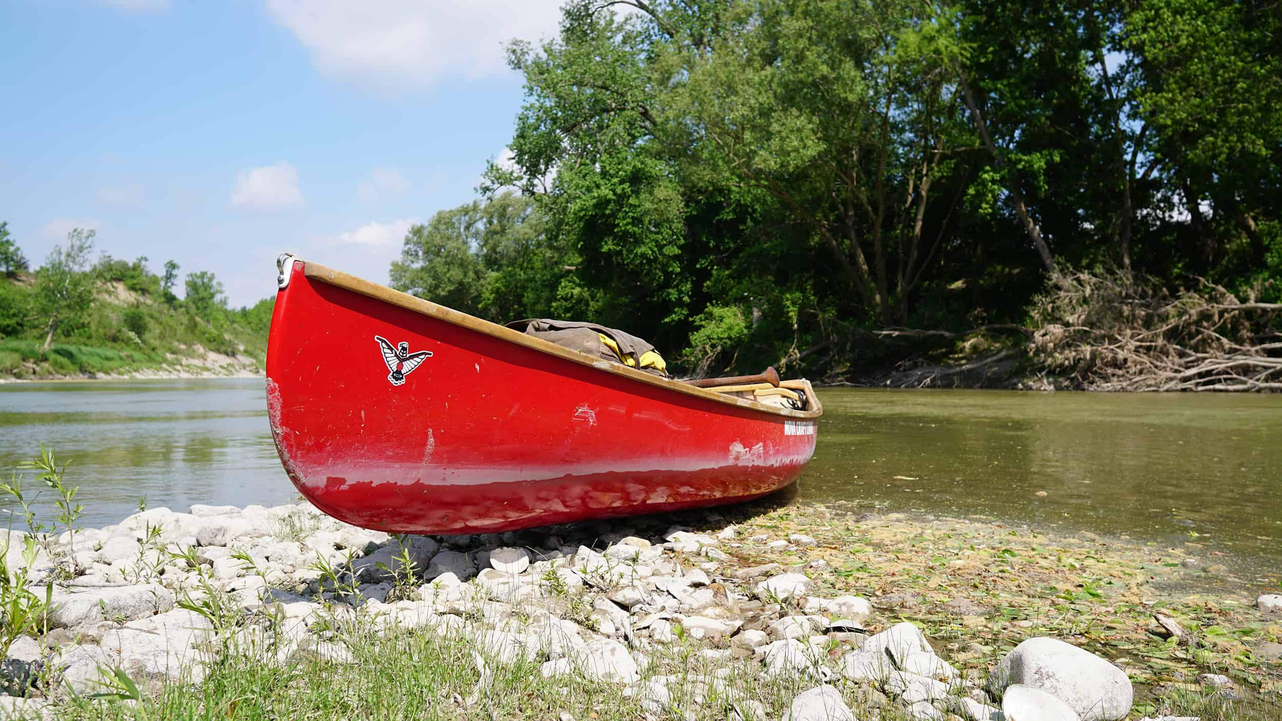 The Happy Camper: New Owner for Nova Craft Canoe