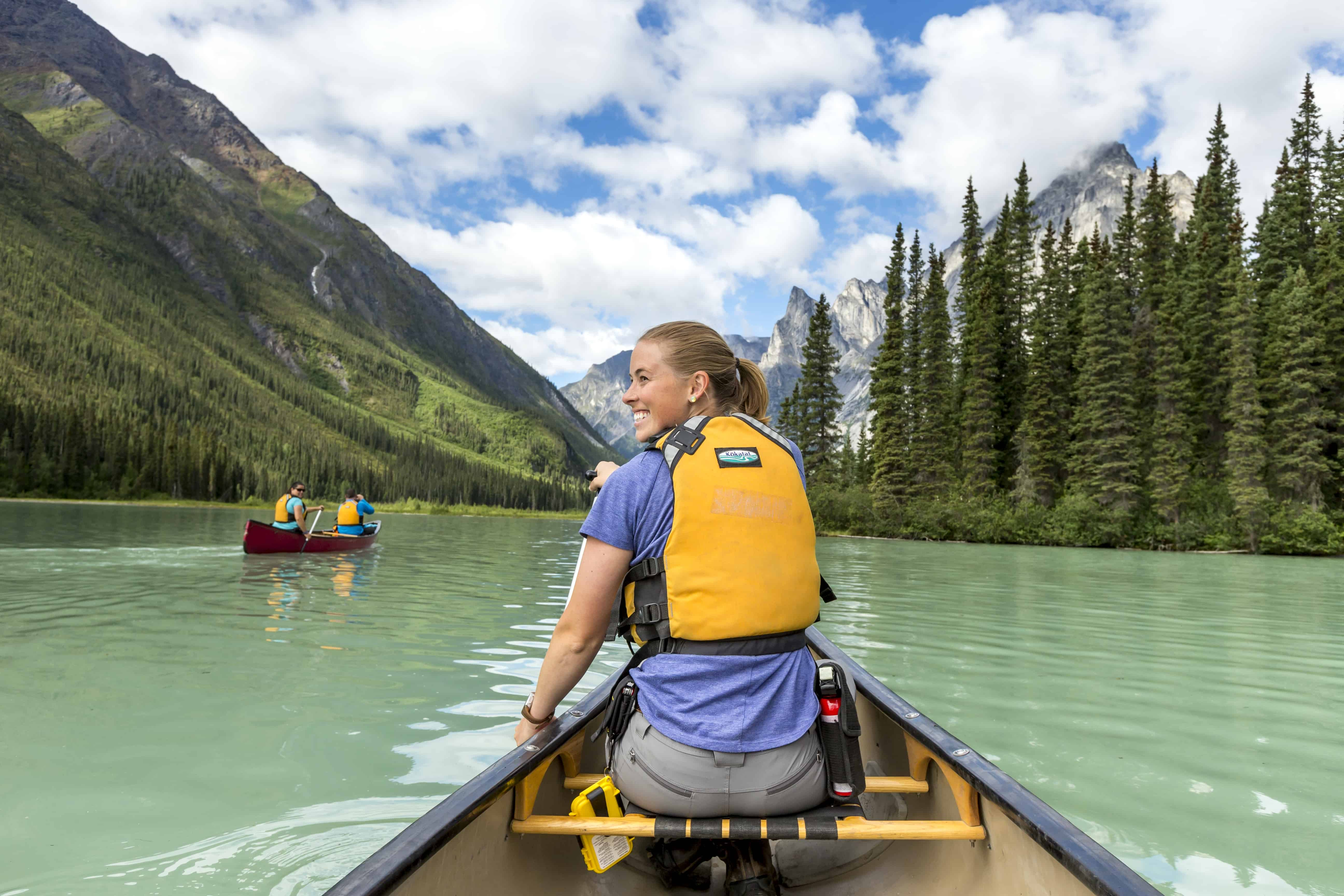 First New Licence for Guided River Outfitting in Nahanni National Park Reserve in 30 years