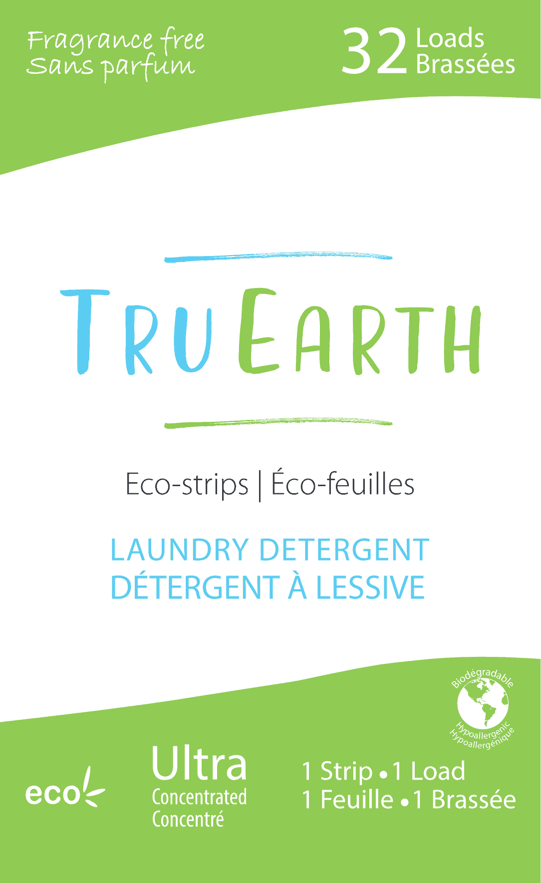 Tru Earth Fragrance-Free