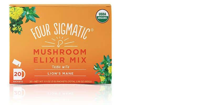 Lion's Mane Elixir by Four Sigmatic