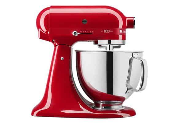 KitchenAid 100 Year Queen of Hearts