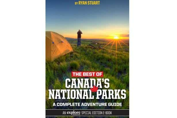 The Best of Canada's National Parks e-book