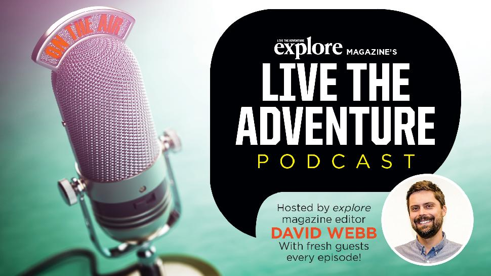 POdcast Episode 3: Kylik Kisoun Taylor, Culture Meets Adventure in Canada's North