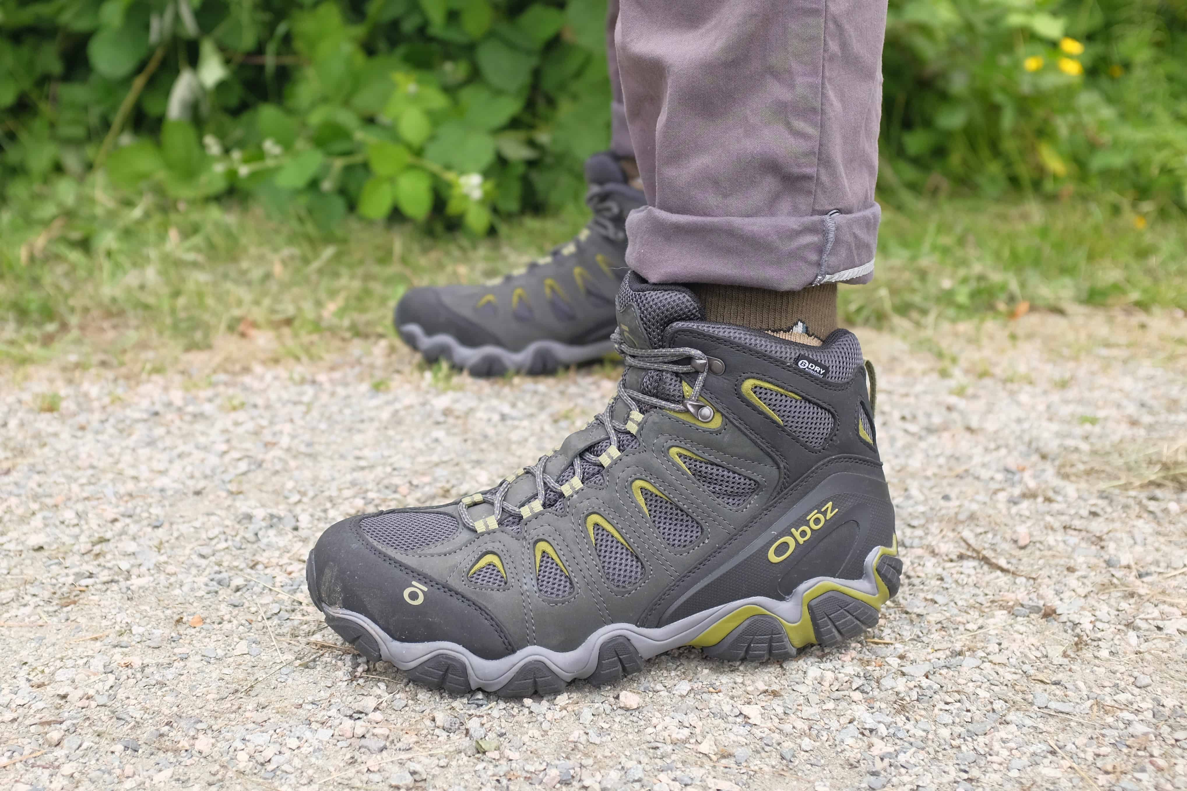 The Oboz Sawtooth II Mid Waterproof are