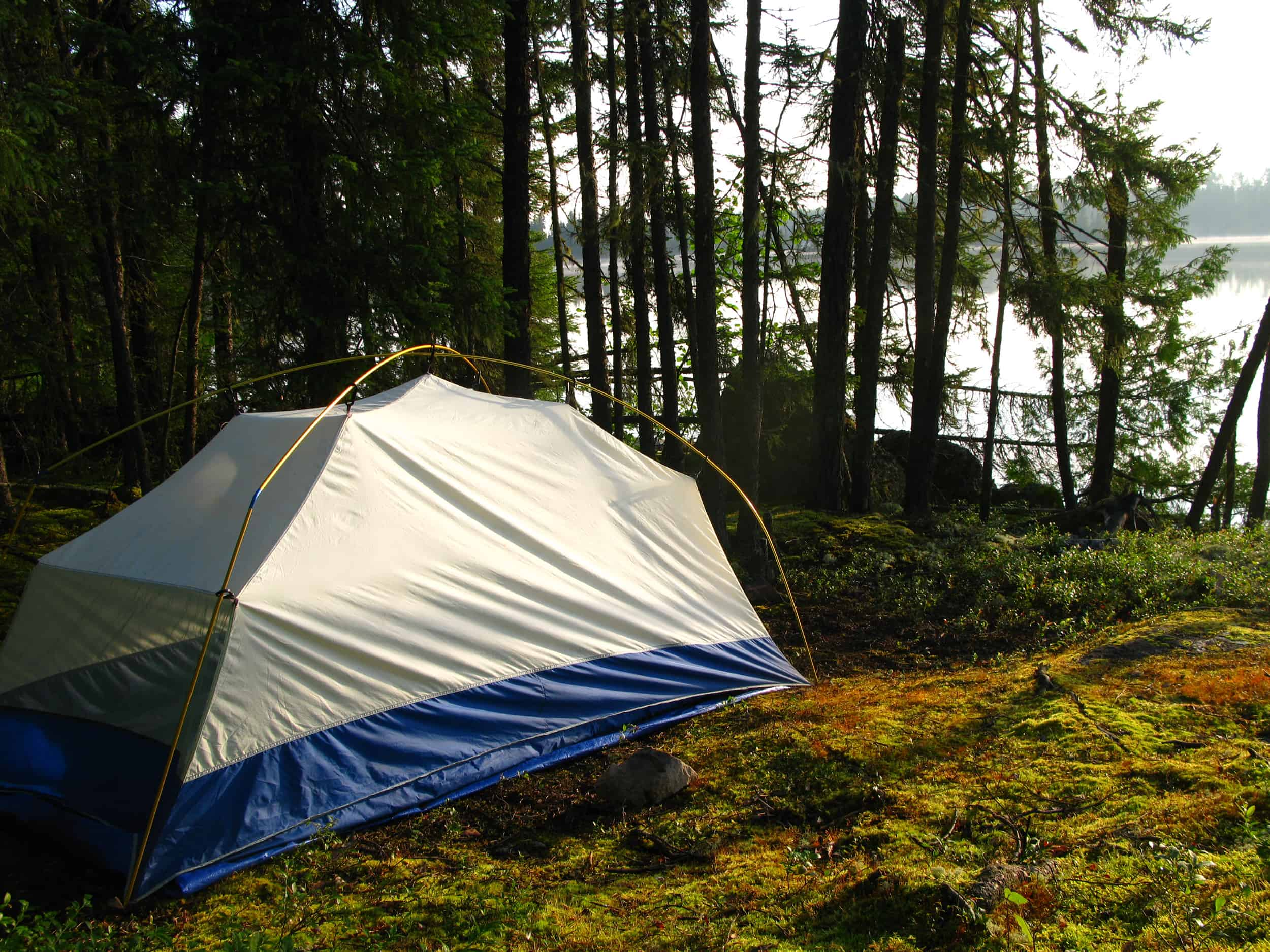 10 Unique Places to Pitch a Tent in Ontario this Summer