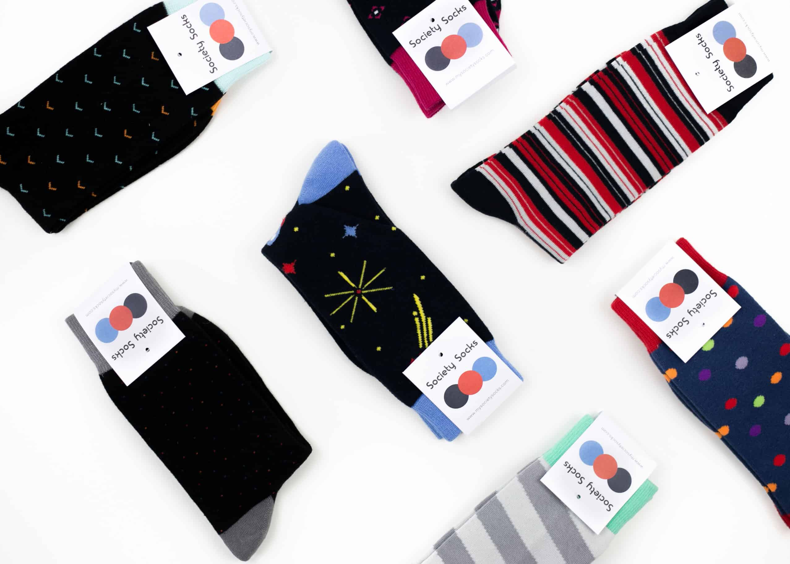Society Socks