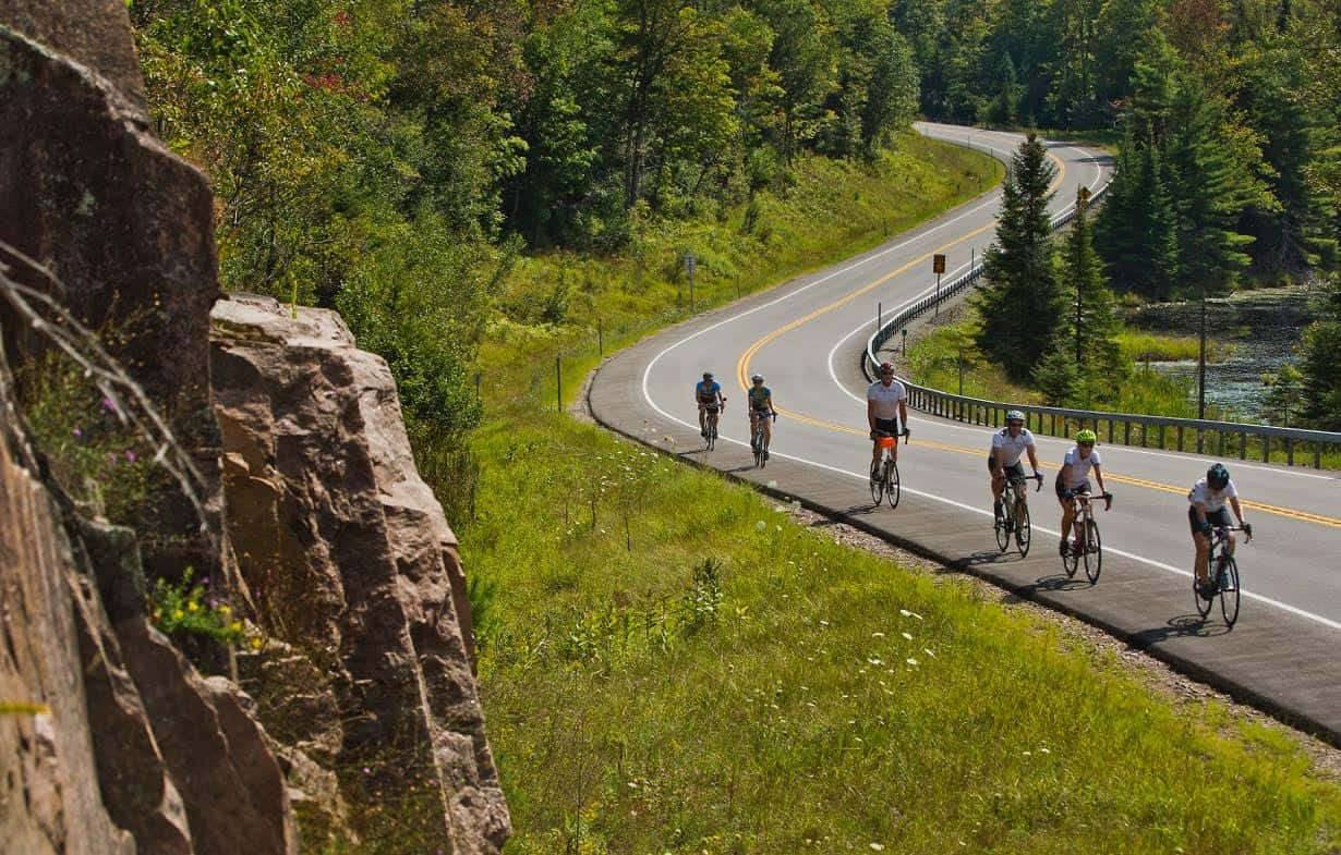 Cycling St. Lawrence County