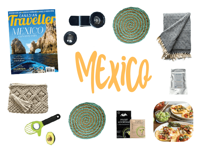mexico experience the world subscription box spring 2019