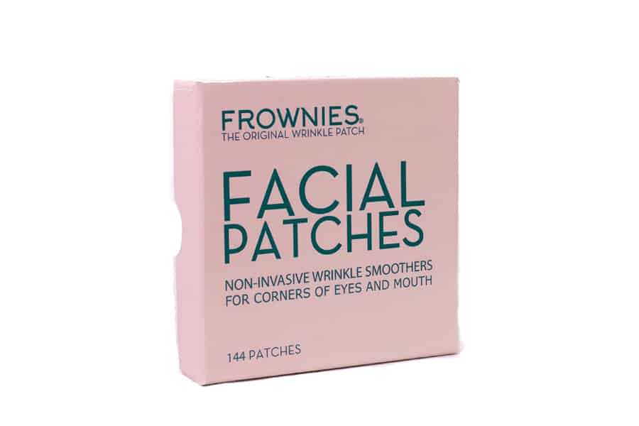 Anti-wrinkle Facial Patches by Frownies