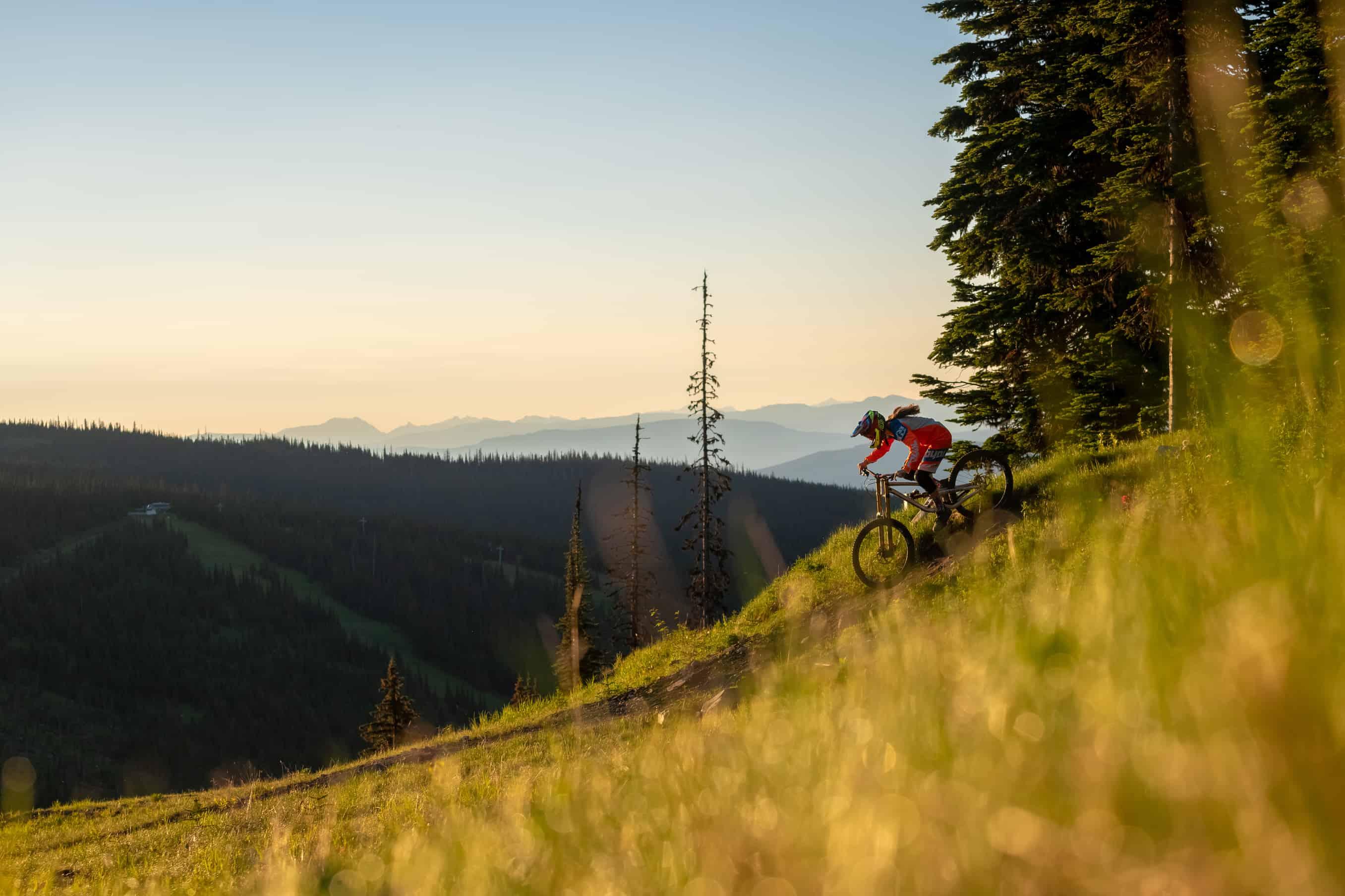 5 Classic Routes to Explore in Sun Peaks, British Columbia