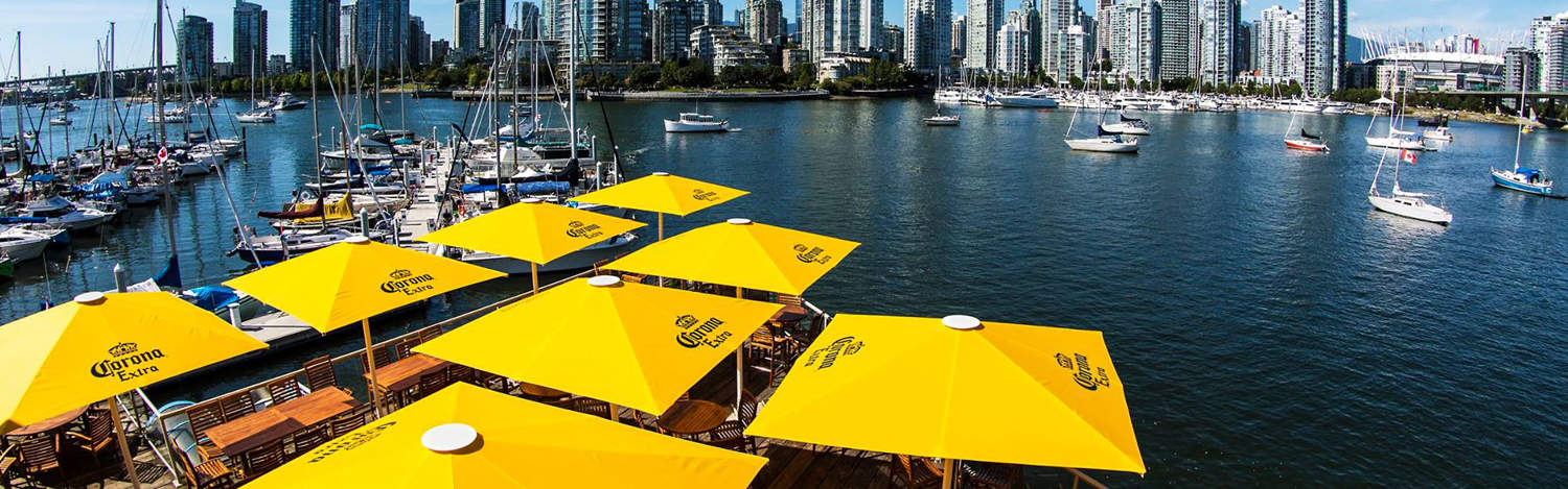 Best Patios for Enjoying Summer in Vancouver
