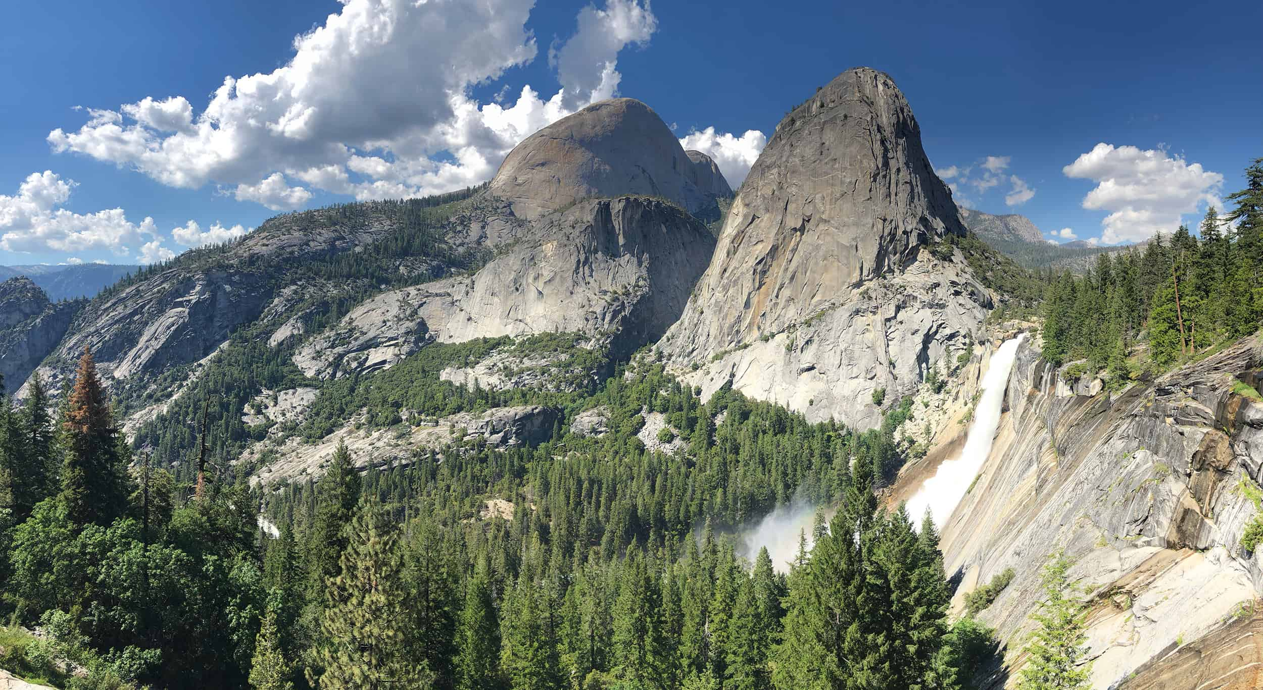 The Most Amazing, Stunning and Difficult Waterfall Hiking Trails in Yosemite National Park