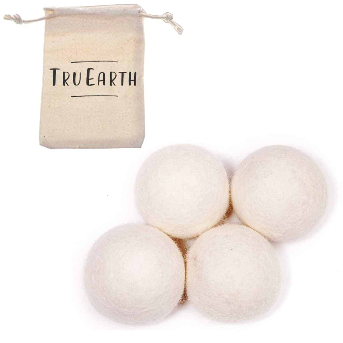 Tru Earth - Wool Dryer Balls by Tru Earth – Reusable Fabric Softener | NOW: $22.95
