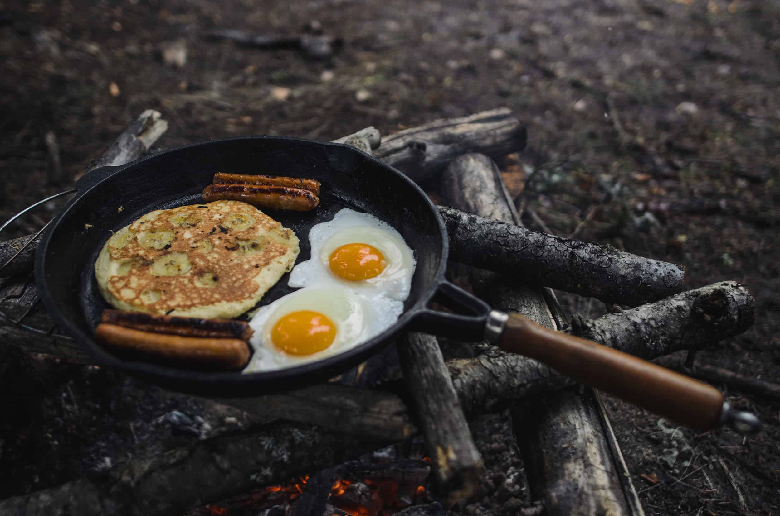 4 Easy and Delicious Breakfast Ideas for your Next Camping Trip