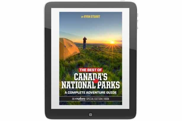 The Best of Canadas National Parks