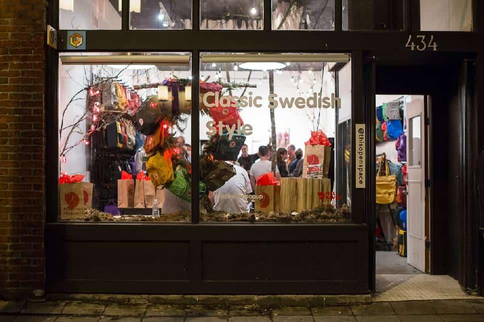 ed8229f0d Fjallraven Opens Pop-Up Shop in Vancouver's Gastown - Western Living ...