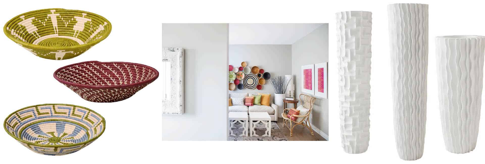 organizing a craft room in a bedroom