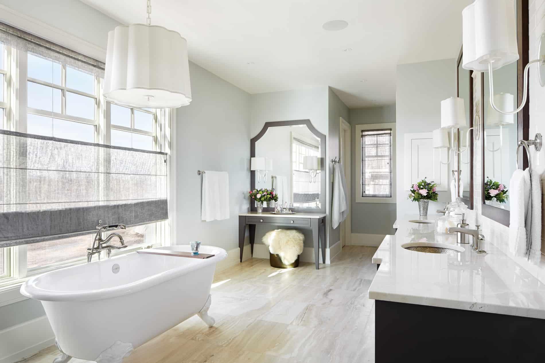 Inspiring Style Art Deco Bathroom Western Living Magazine