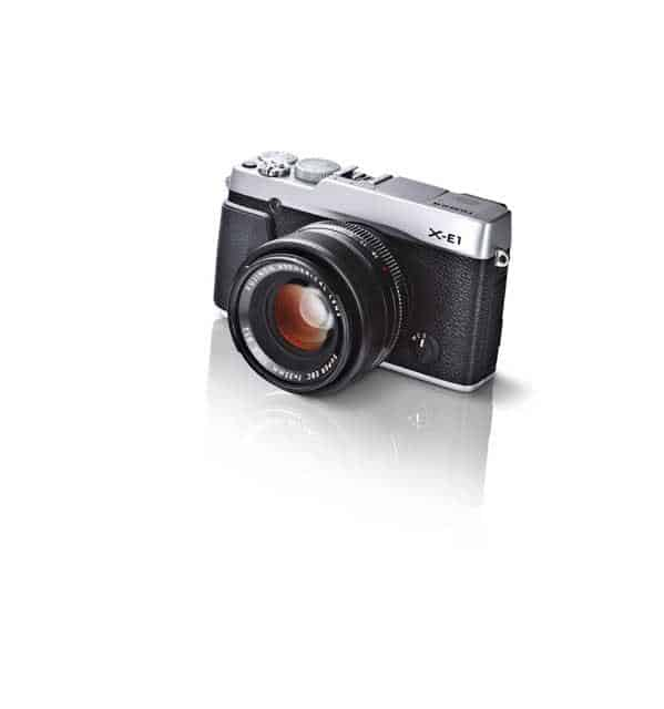 Fujifilm X-E1 — $999 (body only)