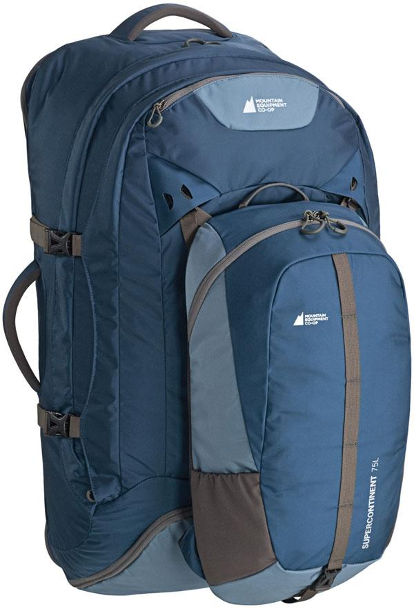 MEC Supercontinent 65 Travel Pack — $159