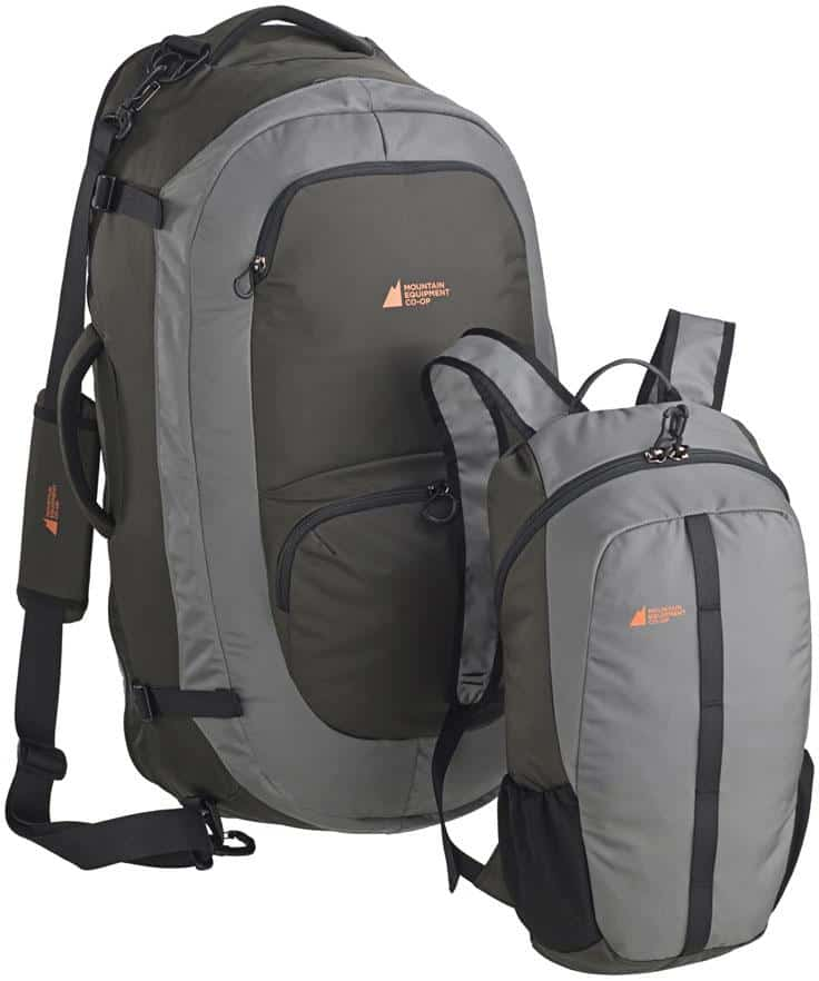 MEC Wayfarer Travel Pack — $79