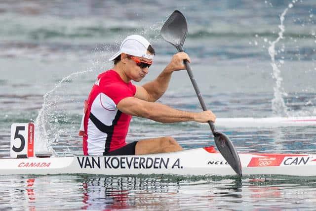explore interview series kayaker adam van koeverden explore magazine