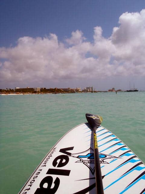 Stand-Up Paddleboard Paradise