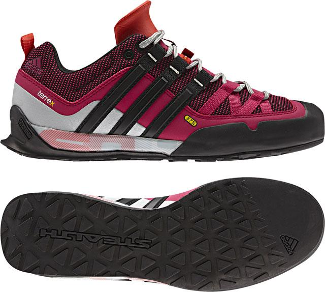 Silent Approach: Adidas Outdoors Terrex Solo Stealth — $120