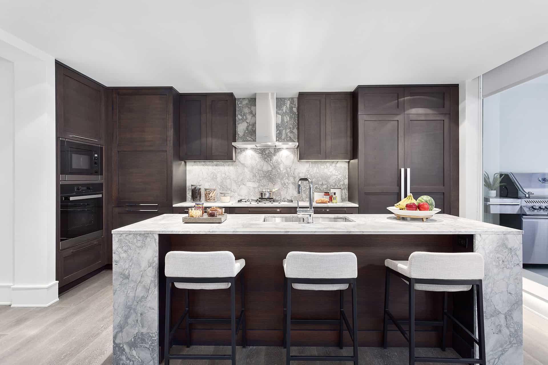 3 Unique Ways to Design an Open-Concept Condo Kitchen - Western Living Magazine