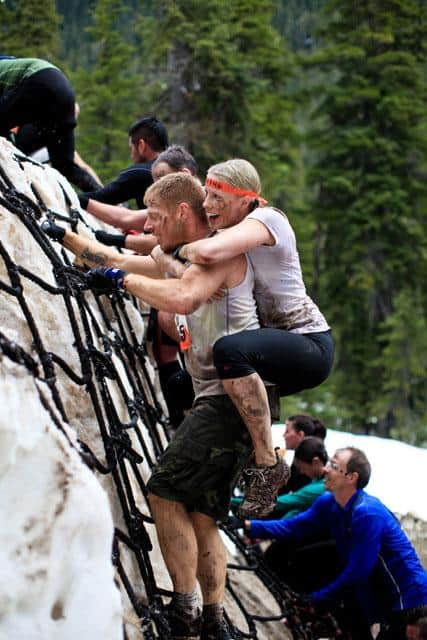 Run a Tough Mudder