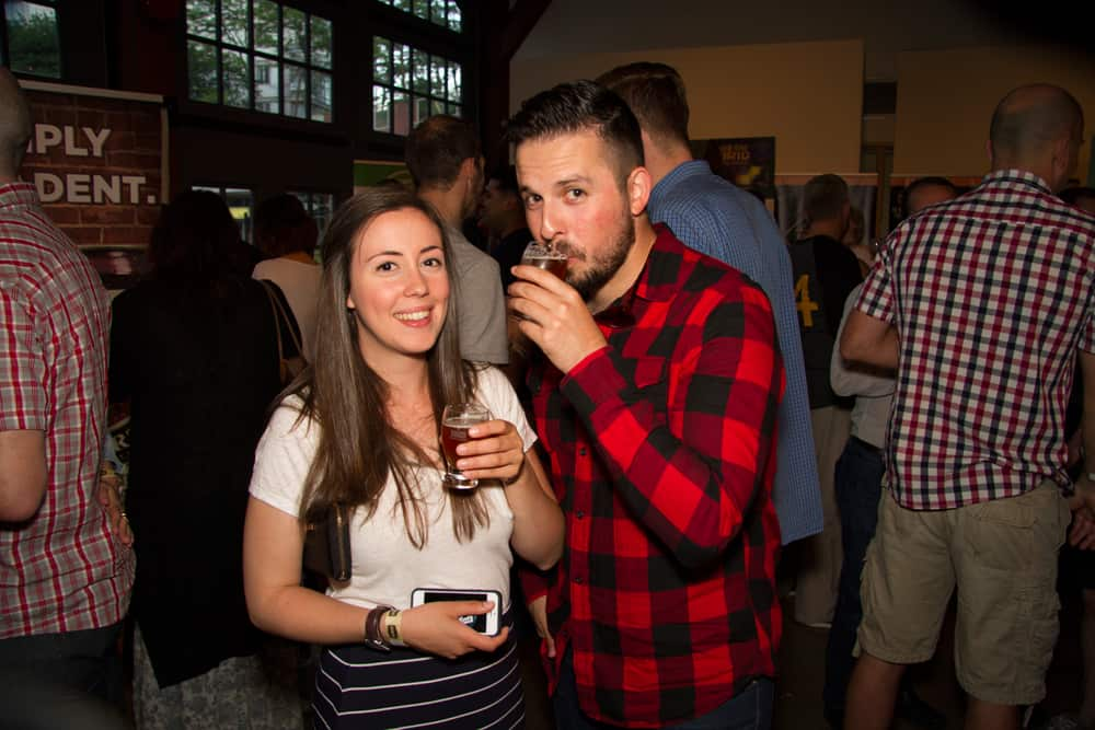 Guests Had Two Hours After The Awards To Sample More Offerings From The Breweries.