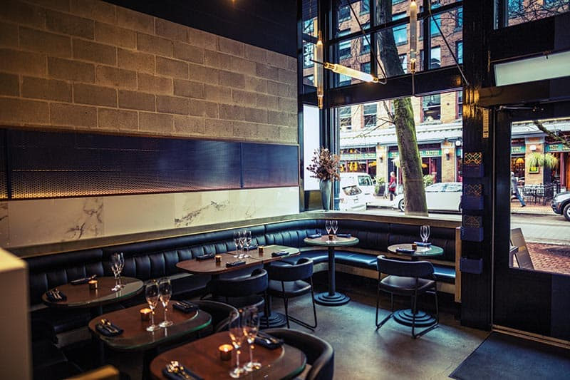beste dating restaurant i Vancouver