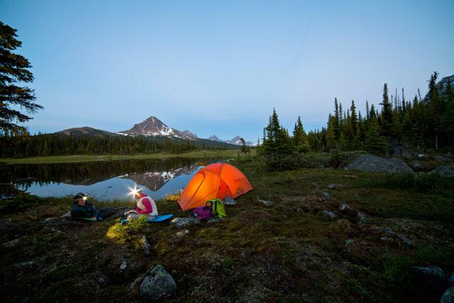 Tonquin Valley Trail