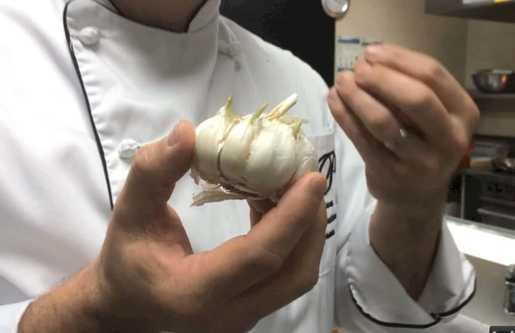 Garlic: