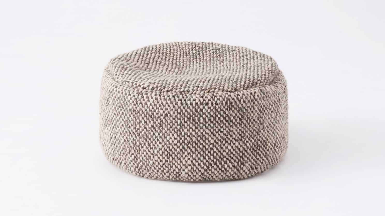 Fabulous 8 Pretty Poufs Were Loving Right Now Western Living Magazine Uwap Interior Chair Design Uwaporg