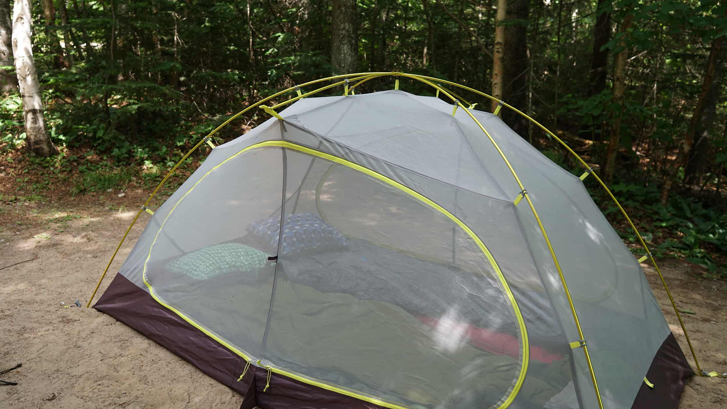 The Happy Camper: Nemo Cosmo 3D Sleeping Pad Review