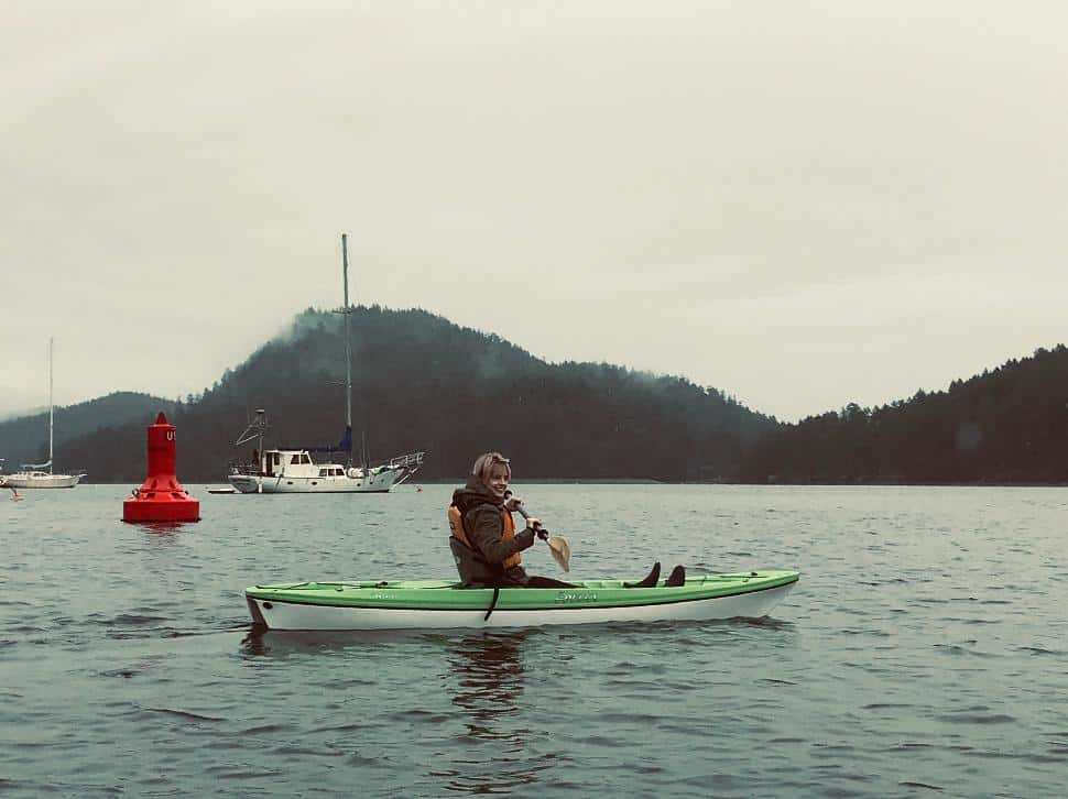 Kayaking Pender Island Kayaking Adventures