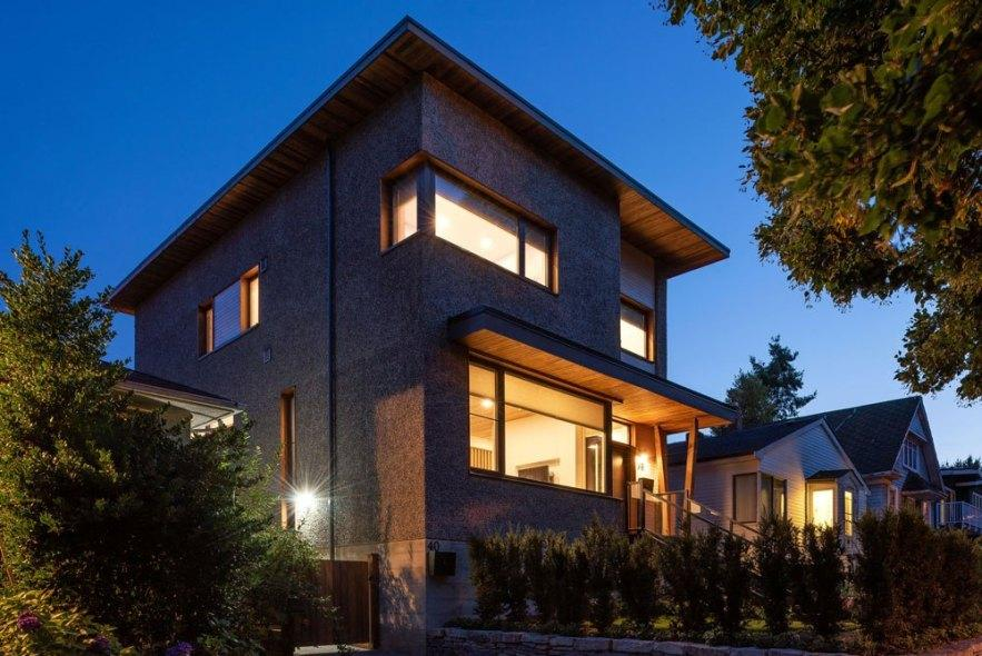37th Avenue - Vancouver Modern Home Tour 2019