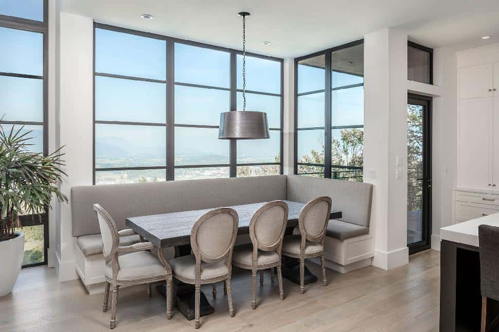 alair homes dining room