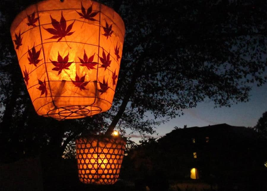 1. Renfrew Ravine Moon Festival — Saturday, September 14