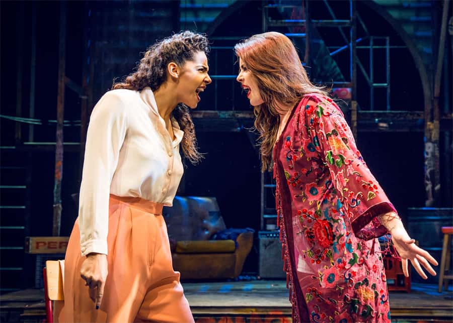 7. RENT — Tuesday, September 17 to Sunday, September 22