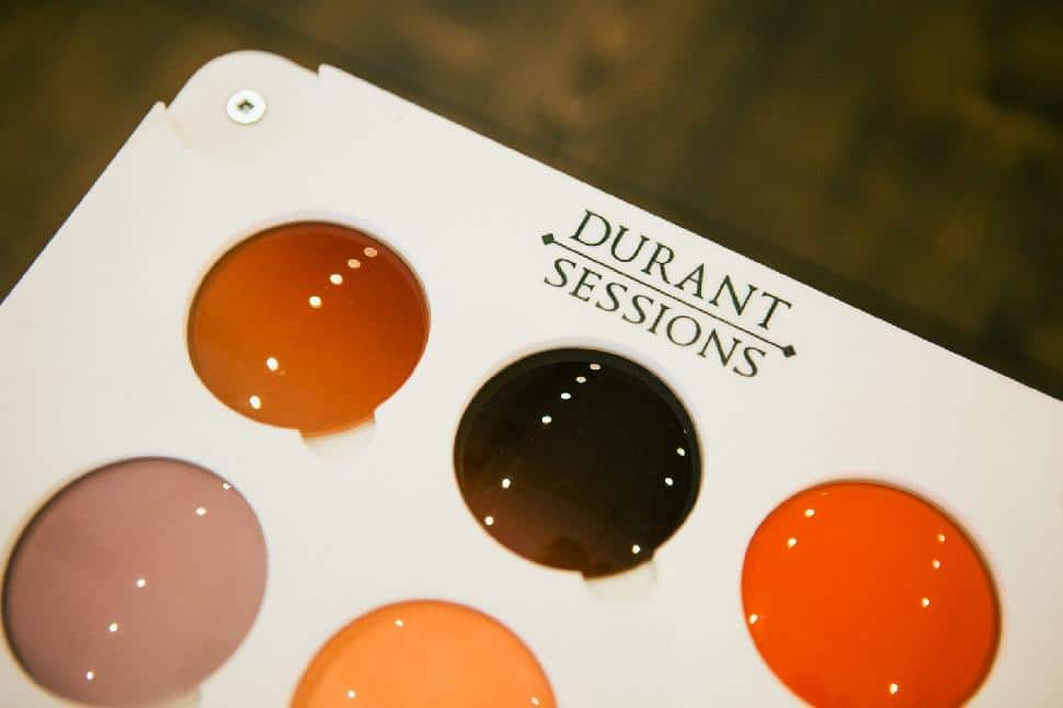 Durant Sessions Lens Colours