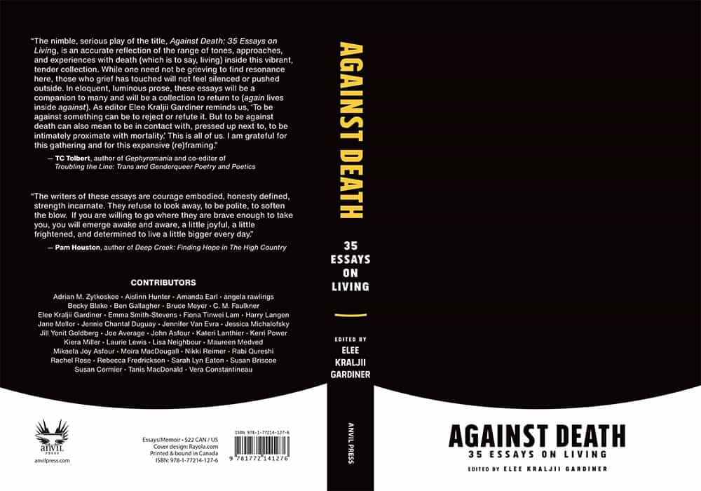 Against death book