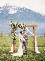 Fraser River Lodge wedding real weddings