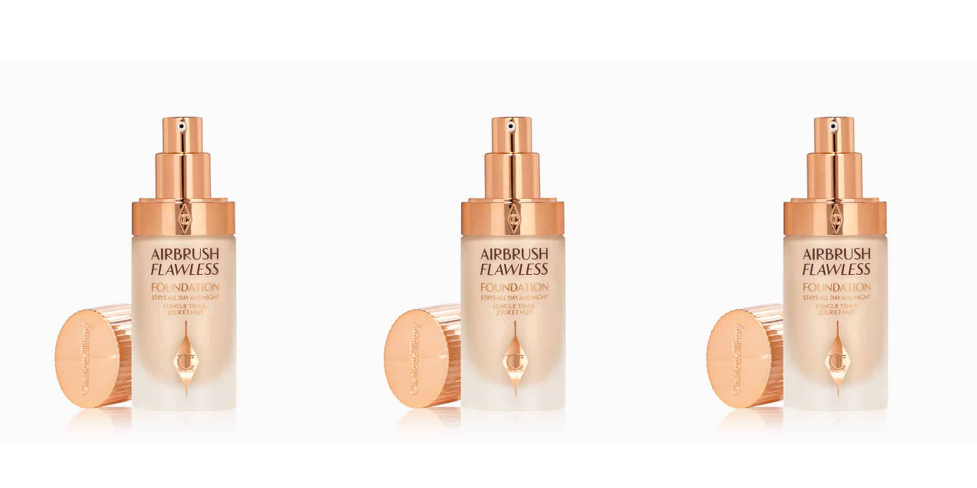 Review: Charlotte Tilbury Flawless Finish Foundation