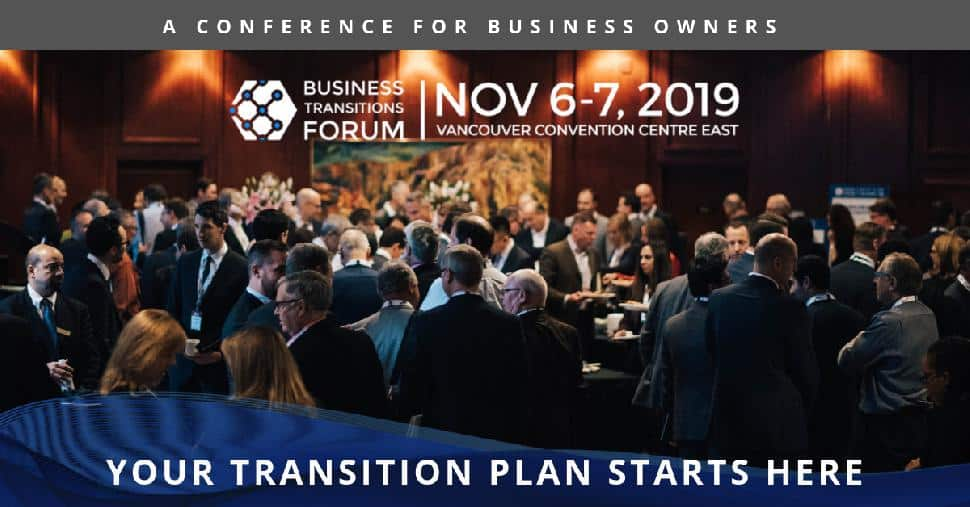 BUSINESS TRANSITIONS FORUM